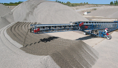 Powerscreen, Morbark, Thor Global, Crushers, Conveyors, Construction, Parts, Hire